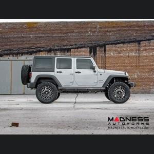"Jeep Wrangler JK Unlimited Suspension Lift Kit - 4"" Lift"